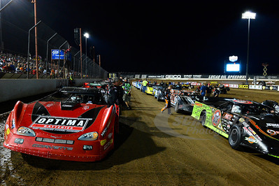 Show-Me 100 Starting Lineup