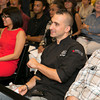2334.jpg (front seat middle) Chef Marc Forgione, Matthew Fleck