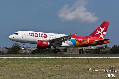 Airbus A.319 9H-AEG Air Malta