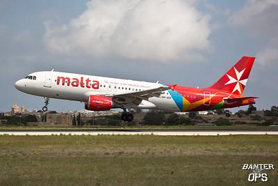 Airbus A.320 9H-AEP Air Malta