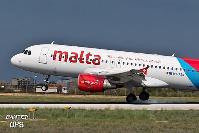 Airbus A.320 9H-AEK Air Malta