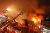 Manhattan 12-13-13 : Manhattan 5th Alarm at 212 West 145th St on 12-13-13. Photos by Chris and Bill