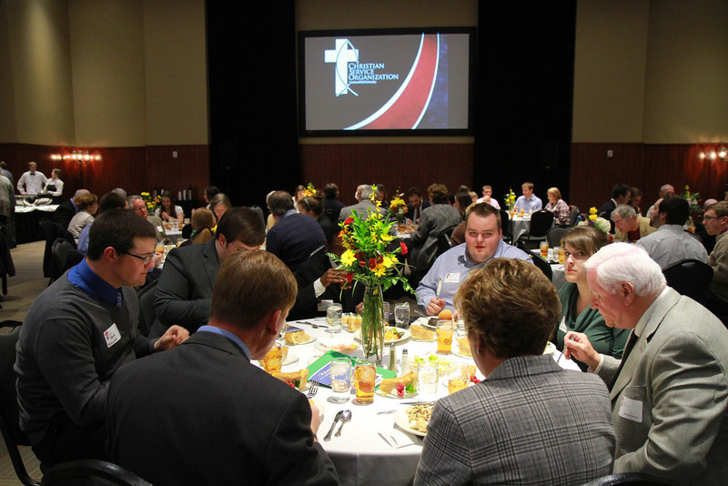 Christian Service Organization; Spring 2013.