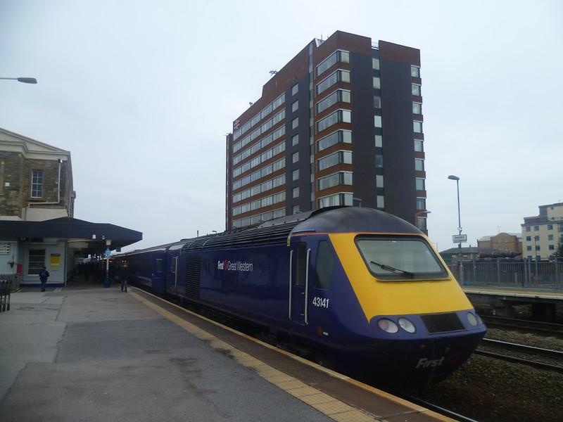 First Great Western 43141 Swindon