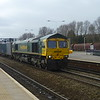 Freightliner 66590 Swindon