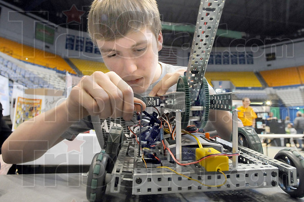 ROBOT REPAIRS