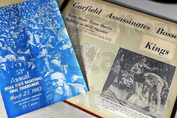 GARFIELD 1963 MEMORIES