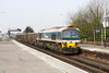 27 March 2013 :: 59101 at Basingstoke working 6O12 from Merehead to Woking