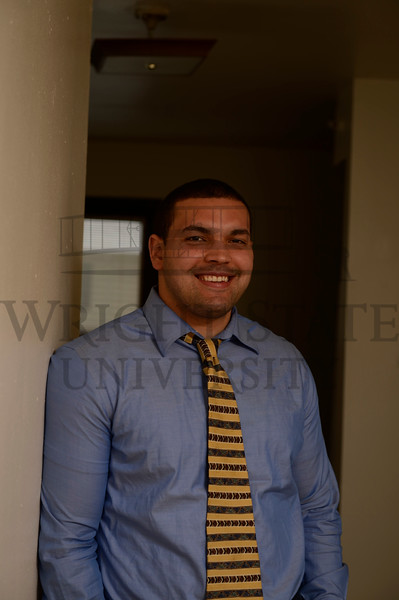 10911 Resident Advisor and Student Victor Colon 3-6-13
