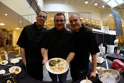 11004 Battle of the Chefs in Student Union Atrium 3-13-13