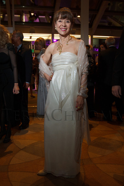 Dr. Patty Baca wearing Halston.  Saturday Night Alive, benefiting the Denver Center Theatre Company and its Education Department, at the Denver Center for Performing Arts, Seawell Ballroom, in Denver, Colorado, on Saturday, March 2, 2013.<br /> Photo Steve Peterson