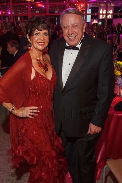 Gayle and Ed Novak.  Saturday Night Alive, benefiting the Denver Center Theatre Company and its Education Department, at the Denver Center for Performing Arts, Seawell Ballroom, in Denver, Colorado, on Saturday, March 2, 2013.<br /> Photo Steve Peterson