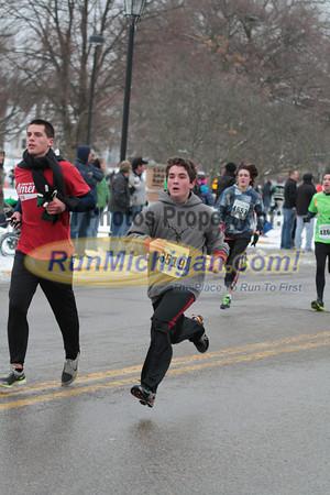 Men's 5K Finish Part 2 - 2013 Spectrum Health Irish Jig