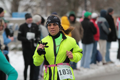 Women's 5K Finish Part 2 - 2013 Spectrum Health Irish Jig