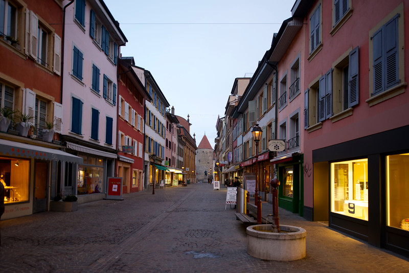 Yverdon-les-Bains, CH