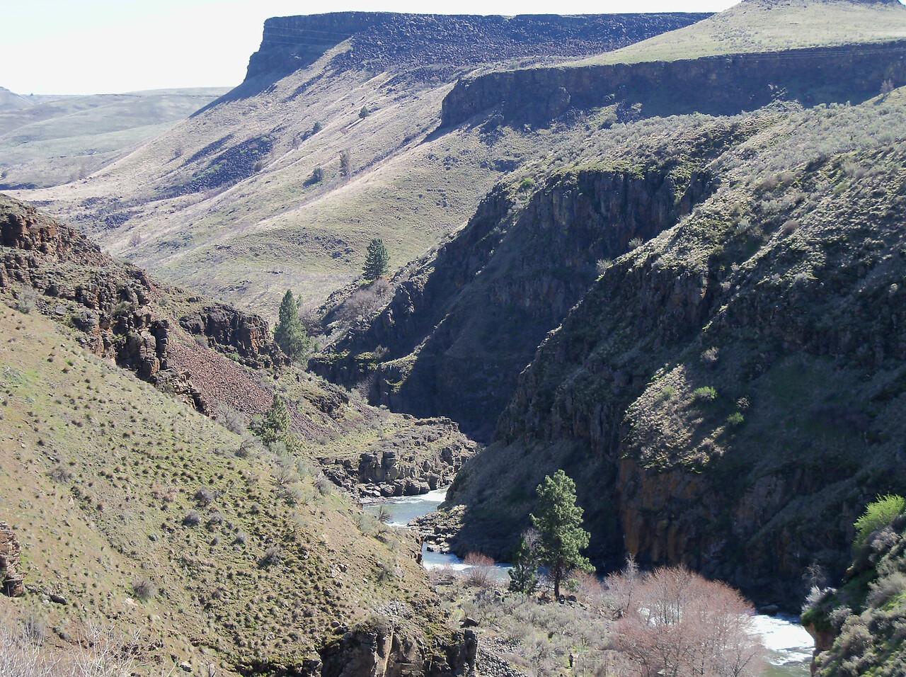 White Rivers, Oregon