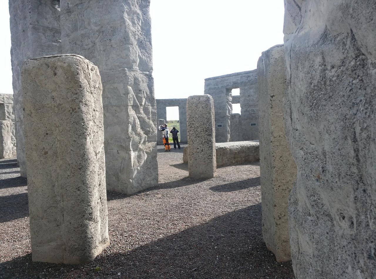 Stonehenge Replica WW1 memorial...