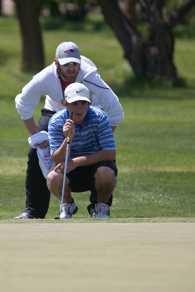 2013 Men's and Women's Match Play