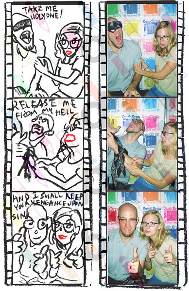 """<a href= """"http://quickdrawphotobooth.smugmug.com/Other/matney/30580991_9sXVsJ#!i=2642511492&k=3dpcwwf&lb=1&s=A"""" target=""""_blank""""> CLICK HERE TO BUY PRINTS</a><p> Then click on shopping cart at top of page.<p>All purchases go to fund Matney."""