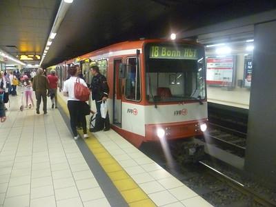 Trams & Metros in Germany