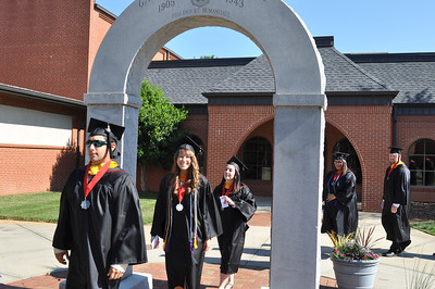 2013 Gardner-Webb Commencement 10 am