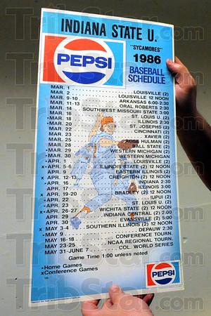1986 SCHEDULE