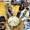 Drum circle beat
