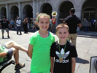 May 25-26 Visit New Orleans (RJ & Sarah)