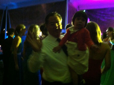 Ximena y su papá