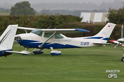 Cessna 182R Skylane TC-MTR