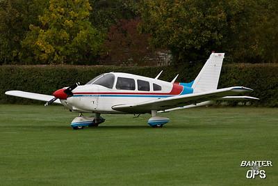 Piper PA-28-181 Archer II G-BOEE