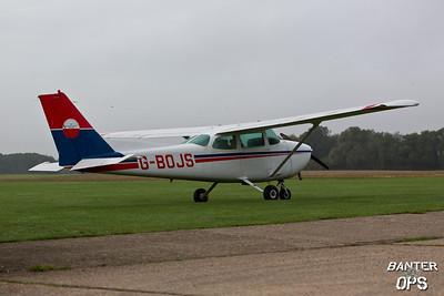 Cessna 172P Skyhawk G-BOJS