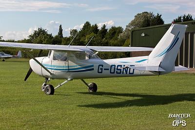 Reims Cessna FRA150M Aerobat G-OSND