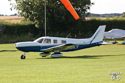 Piper PA-32-301FT 6X N116KY