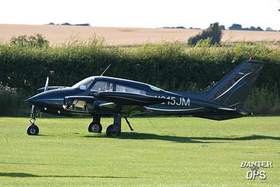 Cessna 310Q N915JM