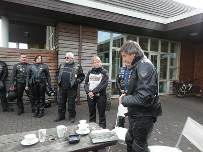 Merv's Ride Out 1st Sept 2013