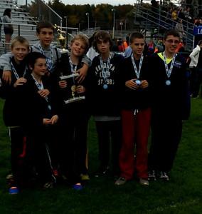Small School Champions- Deerfield