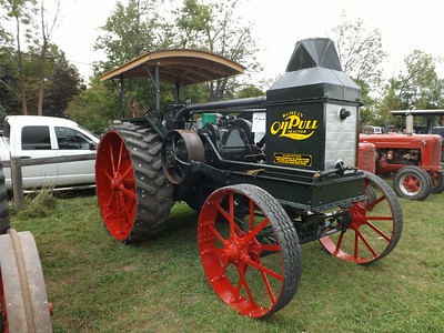 Milton Steam Era 2013