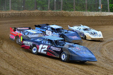 Tim Carpenter, Ethan Burgess, Barry Doss and Duane Chamberlain