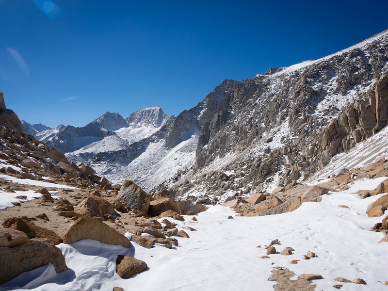 South from Mono Pass