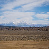 White Mountains, 30 miles away