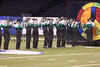 Monrovia Bulldog Brigade competes at the Bands of America super regionals at Lucas Oil stadium. Photo by Erici Thieszen.