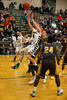 Monrovia vs Speedway boys basketball.    Photo by Eric Thieszen.