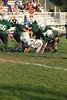 Monrovia 7th grade football vs Greencastle 10/3/13. Photo by Eric Thieszen.