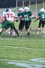 Monrovia Middle School vs Tri North of Bloomington. Photo by Eric Thieszen.
