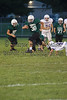 Monrovia 8th grade football vs Greencastle 10/3/13. Photo by Eric Thieszen.