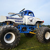 Towasaurus Wrex at Monster Truck Night, 2013<br /> <br /> ©Sam Feinstein