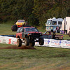 """The """"Tough Trucks"""" went over some nice jumps, too.<br /> <br /> ©Sam Feinstein"""