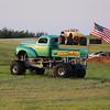 "Green Head ""Tough Truck"" at Monster Truck Night, 2013<br /> <br /> ©Sam Feinstein"