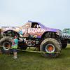 Bad News Travels Fast at Monster Truck Night, 2013<br /> <br /> ©Sam Feinstein